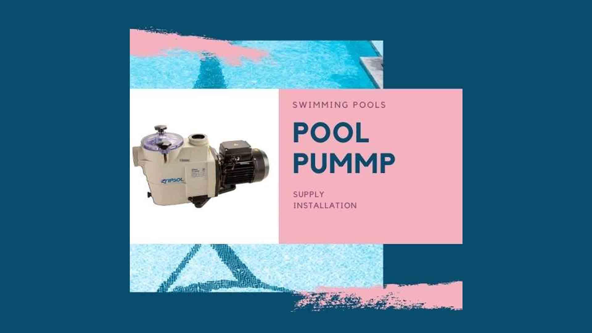swimming pool pumps