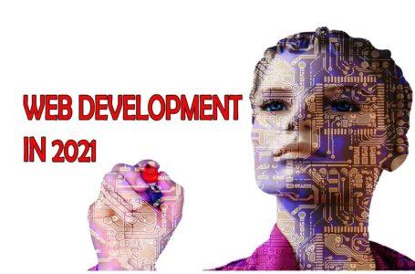 Learn Web Development in 2021