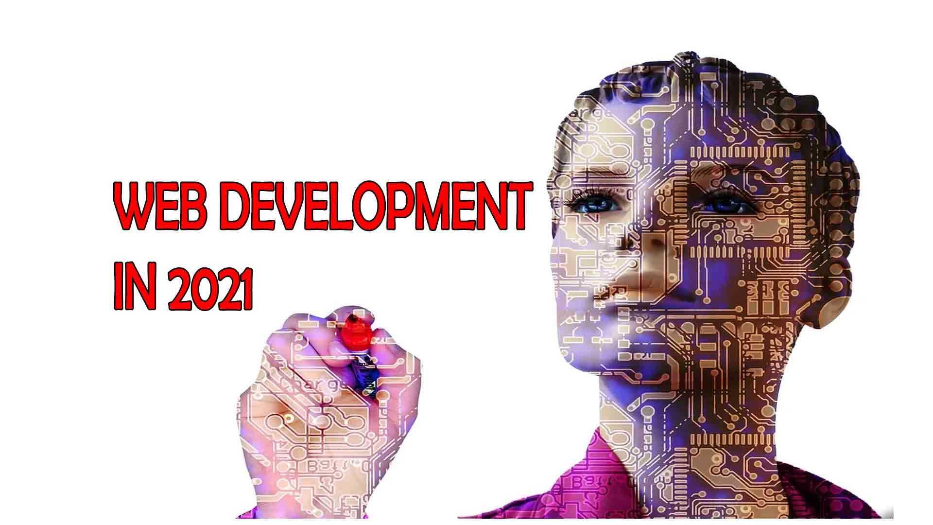 web development in 2021